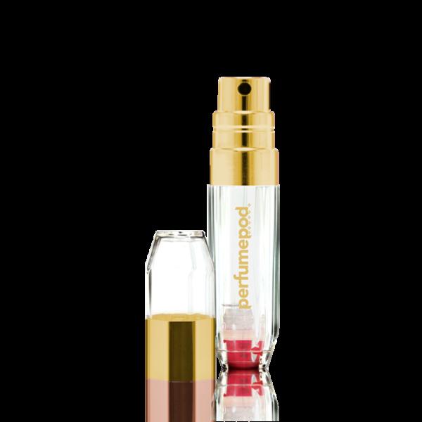 Perfume Pod Crystal gold